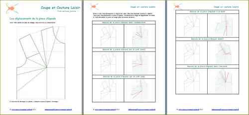 document en téléchargemetn gratuit : déplacement de la pince d'épaule