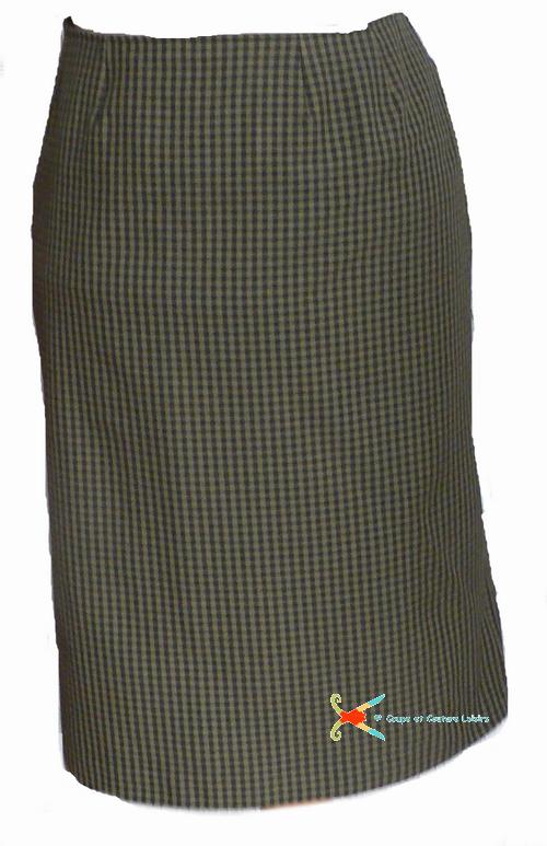 Fabulous Votre patron de jupe droite sur mesure pour femme NX35